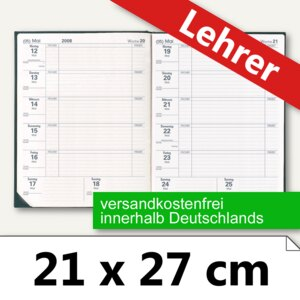 Lehrerkalender Magister 21 x 27 cm