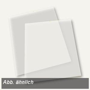 Premium Papier Transparent DIN A4, transparent-klar, 100 g/m˛, 100 Blatt
