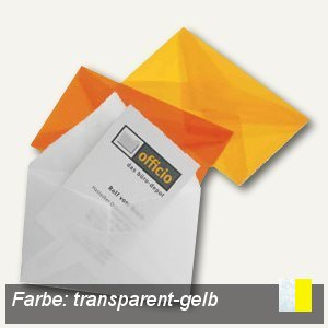 Briefumschlag für Visitenkarten