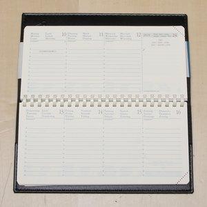 Planital Soho Taschenkalender quer - 8.8 x 17 cm