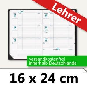 Lehrerkalender Texthebdo Club - 16 x 24 cm
