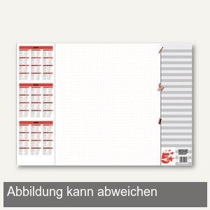 Papier-Schreibunterlage - 59 x 41 cm