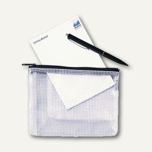 Mesh Bag Reißverschlusstasche DIN A6