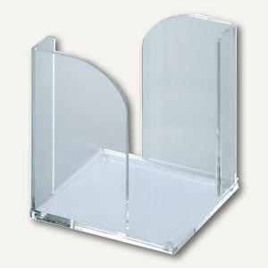 Acryl-Zettelbox 9 x 9 cm