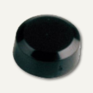 Rundmagnet 15 FA, Haftkraft: 0.17 kg, schwarz, 60 St
