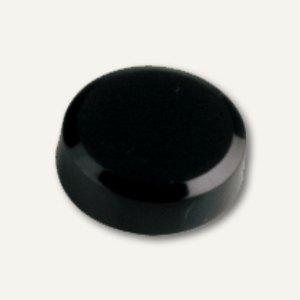 Rundmagnet 20 FA, Haftkraft: 0.3 kg, schwarz, 60 St