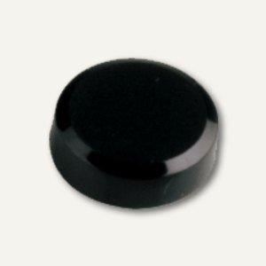 Hebel Rundmagnet 20 FA, Haftkraft: 0.3 kg, schwarz, 60 Stück, 6176190