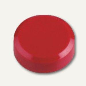Rundmagnet 20 FA, Haftkraft: 0.3 kg, rot, 60 St