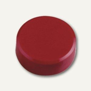Hebel Kraftmagnet 34 FA, Ø 34, 2 kg Haftkraft, rot, 20 St./Btl., 6178125