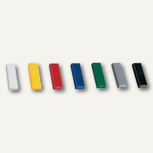 Rechteckmagnet 53 FA, Haftkraft: 1 kg, 20 St./Btl., farbig sort., 6179199