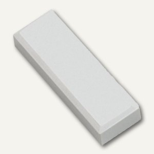 Rechteckmagnet 53 FA, Haftkraft: 1 kg, 20 St./Btl., wei