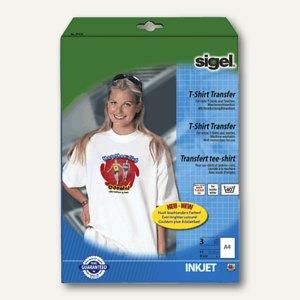 Transferfolie für helle T-Shirts