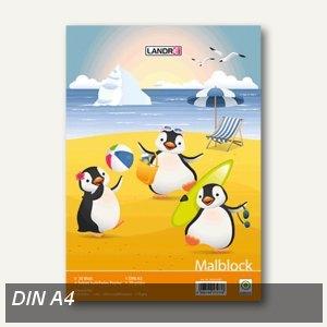 Malblock DIN A4