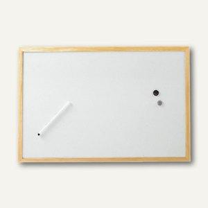 Whiteboard mit Holzrahmen