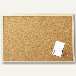 Pinnboard mit Holzrahmen