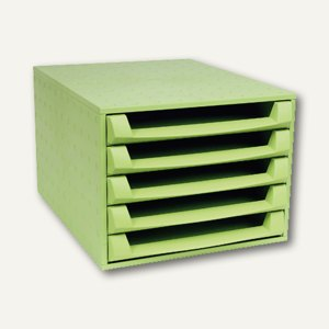 Schubladenbox THE BOX open, DIN A4, 5 Sch