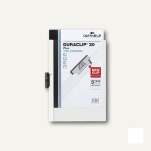 Durable Klemmmappe Duraclip Plus