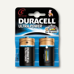 Batterien Ultra Power C
