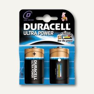 Batterien Ultra Power D