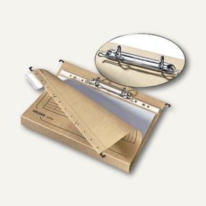 Hängesammler DIN A4 mit Ringmechanik