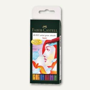Tuschestift PITT artist pen Basic
