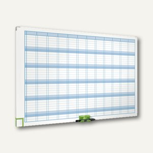 Ganzjahresplaner Performance, 900 x 600 x 27 mm, wei