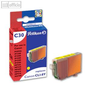 Tintenpatrone C30 für Canon CLI-8y