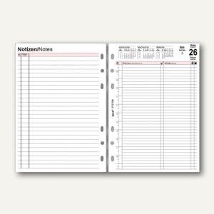 Kalendereinlage für DIN A5 Planer