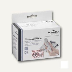 Reinigungstuch Telephone Clean Box 50