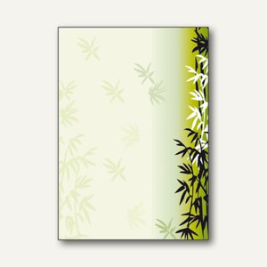 Motivpapier Bamboo