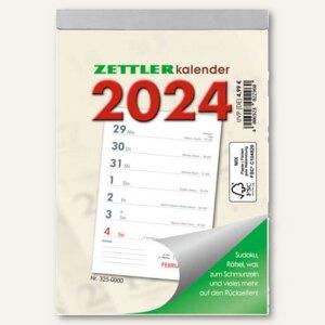 Wochenabreißkalender - 10.5 x 15 cm