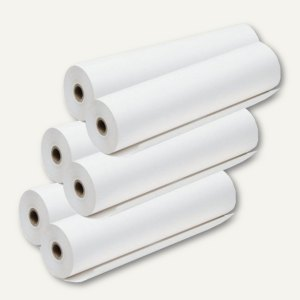Faxrollen-Thermopapier 210 mm x 50 m x 25.4 mm