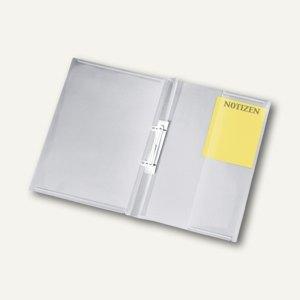Angebotshefter Crystal A4 m. Tasche
