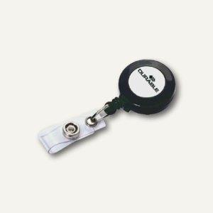 Ausweiskartenhalter mit Druckknopf