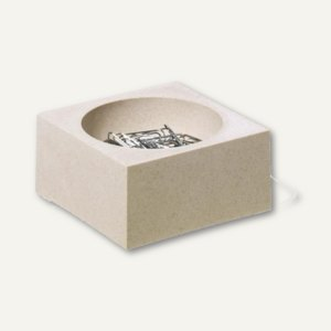 Briefklammerspender PAPER CLIP BOX CUBO eco
