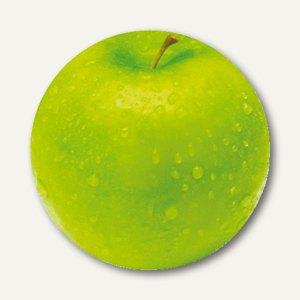 Fellowes Maus-Pad Brite, Apfel, Ř 20 cm, Hartplastik, grün, 5880703