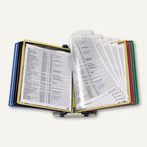 Tarifold Tischsichttafelsystem Foldfive aus Metall, DIN A4, 434179