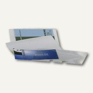 Ersatz Visitenkartenhüllen Für Visifix Flip Und Desk 40er Pack