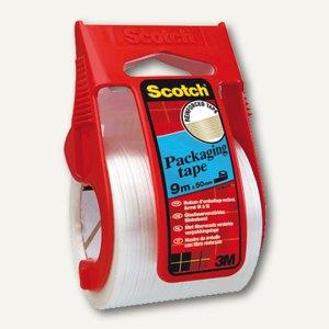 Scotch Verpackungs-Klebeband, 50 mm x 9 m, glasfaserverstärkt, X5009D