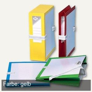 Archivmappe mit Metallschnalle