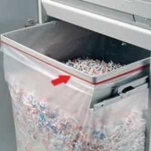 Bindedraht für Einwegplastiksäcke