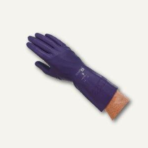 Chemikalienschutzhandschuhe G80 PURPLE NITRILE