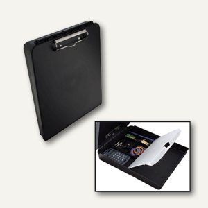 SAUNDERS Klemmbrett Portable Desktop Desk Mate schwarz
