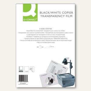officio Laserfolie DIN A4, ohne Streifen, 100 Folien