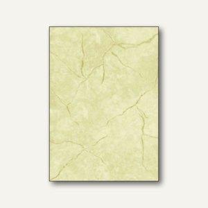 Sigel Struktur-Papier, DIN A4, Granit beige, 200 g/qm, 50 Blatt, DP 648