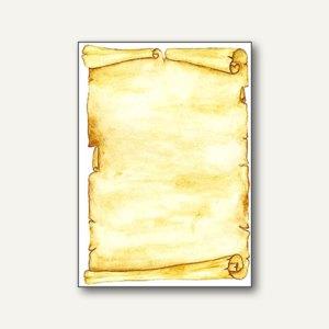 """Sigel Design-Papier """"Pergament"""", DIN A4, 90 g/qm, 100 Blatt, DP696, DP153"""