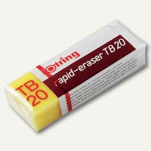 Radierer rapid-eraser TB20