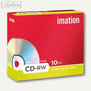 Imation CD-RW Rohlinge