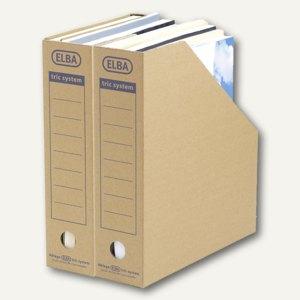 Archiv-Stehsammler tric System