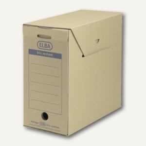 Archiv-Schachtel tric System standard
